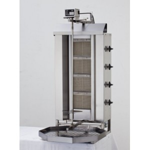 BUDGET EQUIPMENT Vertical Broiler SHAWARMA / GYRO