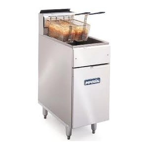 IMPERIAL 40LB FRYER MODEL IFS-40
