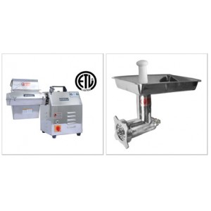 NEW Uniworld Meat Grinder and Meat Tenderizer COMBO TC12EMTA74
