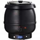 NEW Globe Chefmate CPSKB1 Countertop Soup Warmer 120 Volt