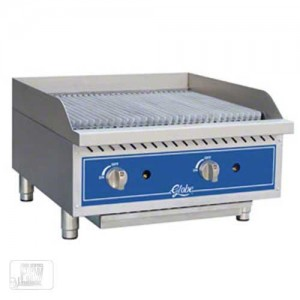 "NEW Globe 24"" Charbroiler Rock"
