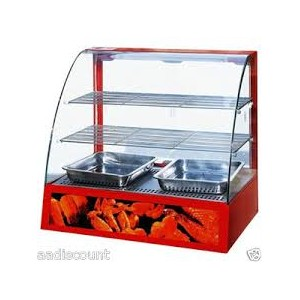 Uniworld Glass Display Case countertop  DH2PCH