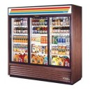 True GDM-69 3 Door Sliding Glass Merchandiser Refrigerator