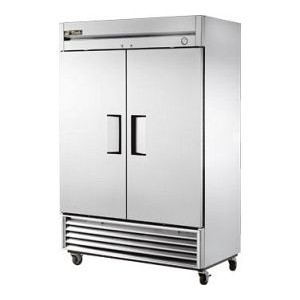 True T-49F 2 Door Bottom Mount Reach-In Freezer